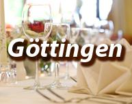 Dinner in Göttingen
