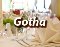 Dinner in Gotha
