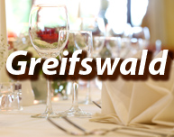 Dinner in Greifswald