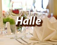 Dinner in Halle