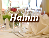 Dinner in Hamm