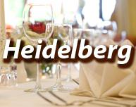 Dinner in Heidelberg