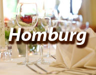 Dinner in Homburg