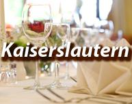 Dinner in Kaiserslautern