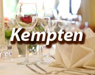 Dinner in Kempten