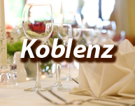 Dinner in Koblenz