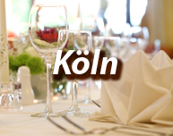Dinner in Köln