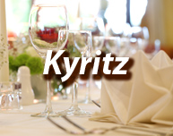 Dinner in Kyritz