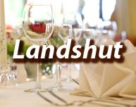 Dinner in Landshut