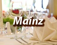 Dinner in Mainz