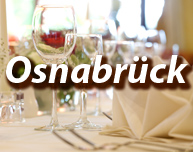 Dinner in Osnabrück