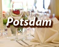 Dinner in Potsdam