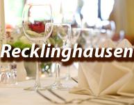 Dinner in Recklinghausen