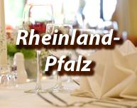 Dinner in Rheinland-Pfalz