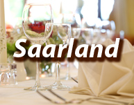 Dinner in Saarland