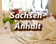 Dinner in Sachsen-Anhalt