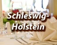 Dinner in Schleswig-Holstein