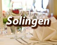 Dinner in Solingen
