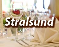 Dinner in Stralsund