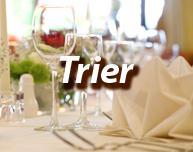 Dinner in Trier