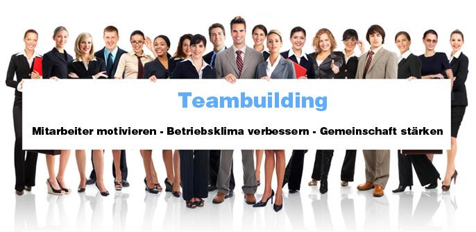 Erlebnisdinner als Teambuilding-Maßnahme