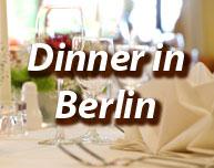 Dinner in Berlin