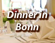 Dinner in Bonn