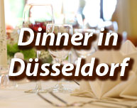 Dinner in Düsseldorf