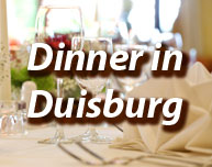 Dinner in Duisburg