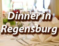 Dinner in Regensburg