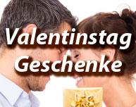 Valentinstag - Geschenke und Ideen